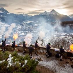 Weihnachtsschützen Berchtesgaden